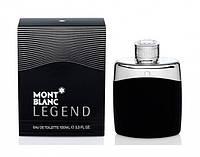 Мужская туалетная вода Mont Blanc Legend (яркий, страстный, нежный аромат)