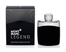 Мужская туалетная вода Mont Blanc Legend (яркий, страстный, нежный аромат) копия