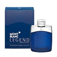 Мужская туалетная вода Mont Blanc Legend Special Edition 2012 (изысканный аромат) копия