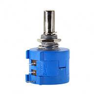 Резистор переменный 3590S-2-101; 100 Ом +-5%, 10 оборотов