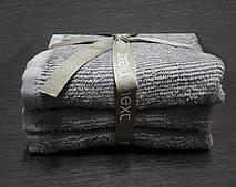 Набор кухонных полотенец 40*70 Next (серый)