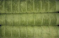 Полотенце махровое  Golf (зеленое)