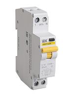 Новинка! Автоматические выключатели дифференциального тока АВДТ32М