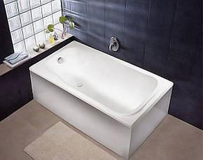 Акриловая ванна KOLO Aqualino 1700х700х600  XWP3071, фото 2