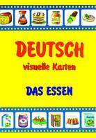Їжа. Набір карток німецькою мовою.Дольна О.,Вознюк Л.