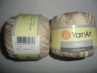 Violet (Виолет) 100% хлопок 4660 лен