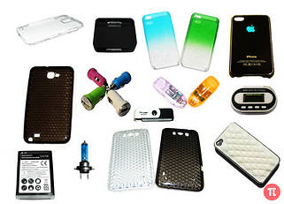 Аксессуары для мобильных телефонов, смартфонов и планшетов