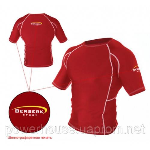 Спортивная футболка Berserk Sport