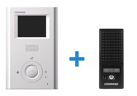 Видеодомофон + Панель вызова (CDV-35H + DRC-4CPN2)