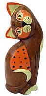 Фигурка деревянная Кот 30 см*