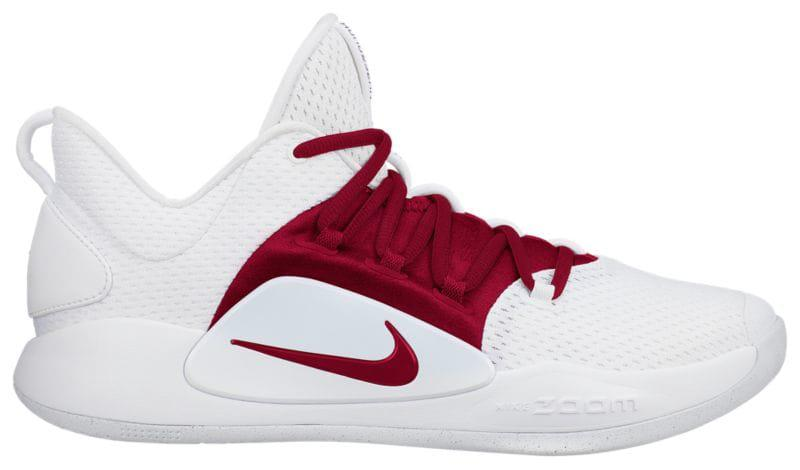 3dae8217 Кроссовки/Кеды (Оригинал) Nike Hyperdunk X Low White/Team Red, цена 3 720  грн., купить в Киеве — Prom.ua (ID#765597966)