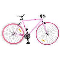 "Велосипед Profi Trike FIX26C701-2 26"" Розовый"