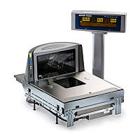 Весы контрольно-кассовые Mettler Toledo Dura DR со встроенным лазерным сканером штрихкодов
