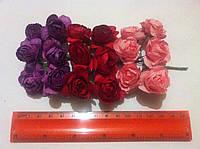 Роза бумажная средняя