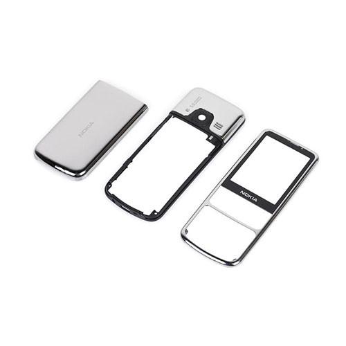 Корпус Nokia 6700 Classic серебристый, Корпус Nokia 6700 Classic сріблястий