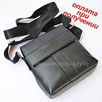Мужская чоловіча кожаная сумка борсетка через плечо REFORM (Polo) NEW, фото 1