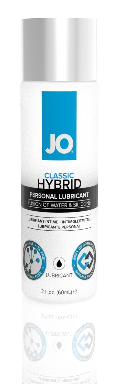 Лубрикант на комбинированной основе System JO CLASSIC HYBRID (60 мл)