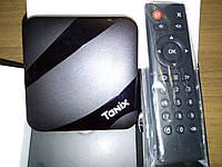 SmartTV приставка. Android приставка Tanix TX3 MAX (версия с Bluetooth), фото 1