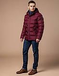 Зимняя мужская куртка на молнии Braggart 20180 красная, фото 3