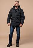 Мужская куртка на зиму Braggart 27635 графит, фото 3