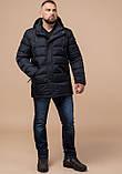Мужская зимняя куртка Braggart 27635 темно-синий, фото 3