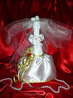 """Свадебная бутылка шампанского """"Невеста"""""""
