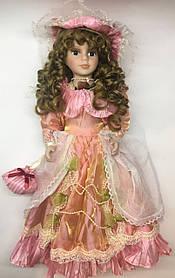 """Фарфоровая кукла, сувенирная, коллекционная Porcelain doll  """" Мария """" 40 см (1303-13)"""