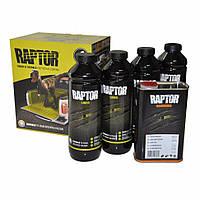 Защитное покрытие U-POL Raptor Колеруемое 4 литра