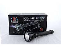 Фонарик подствольный Bailong BL Q 2808 - L2 до 1000м, Cree XM-L T6, 1200л, от аккумулятора 18650, водонепроницаемость