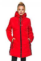 Зимняя удлиненная куртка, фото 1