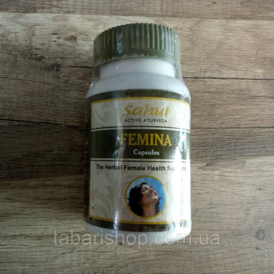 Фемина капсулы, Femina capsules, №60