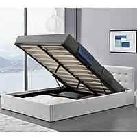 Кровать двуспальная с подьемным механизмом MAR 180х200 см.