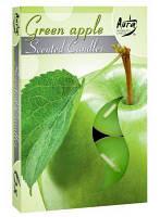 Свечи  ароматизированные яблоко чайные таблетки