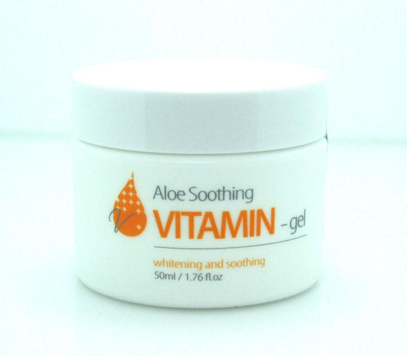 Крем-гель для лица The Skin House Aloe Soothing Vitamin Gel, 50ml