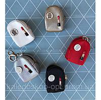 Брелок рюкзачок сумочка  эко кожа, фото 1