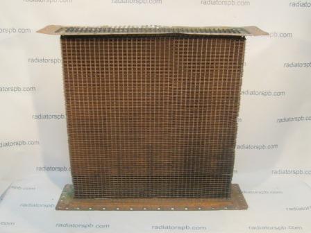 Сердцевина радиатора ДТ 75 3-х рядн. (пр-во г.Бузулук), 85У.13.016