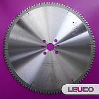Дисковая пила по алюминию Leuco 350x3,2x2,5x30 Z=108 для торцовки и косого реза