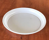 Тарелка 165 пластиковая