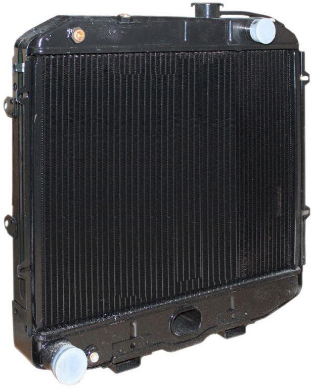 Радіатор водяного охолодження (3-х рядний, дв. УМЗ-4213, ЗМЗ-409, ЗМЗ-5143), 31608-1301010-02