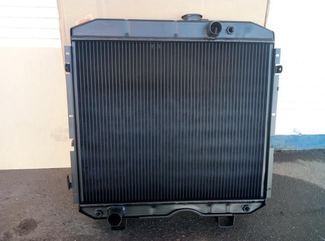 Радиатор вод. охлажд. ГАЗ 66 (3-х рядн.) , 66-1301010-А