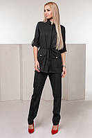 Женский стильный костюм, фото 1