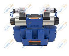 Гидрораспределитель электромагнитный  ДУ25, схема E (44)