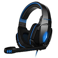 Наушники игровые Kotion Each G4000 Pro Gaming (синие), фото 1