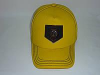Молодежная кепка желтая, фото 1