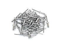 Заклепки алюмінієві Polax 4,8 х 12,5 мм 50 шт. (37-017)