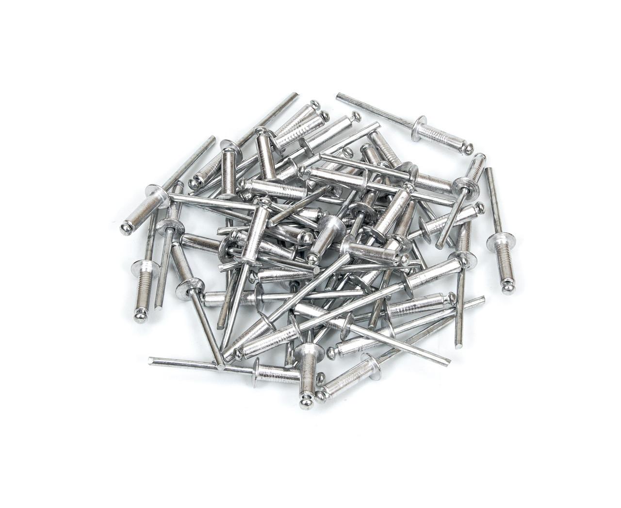 Заклепки алюминиевые Polax 4,8 х 8 мм 50 шт. (37-015)