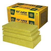 Изовер Фасад вата фасадная базальтовая 1000х600х100 мм плотность 135 кг/м3 в упаковке 1,2 м2
