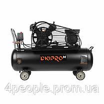 Компресор повітряний Dnipro-M AC-100 VG СКИДКА ДО 10% ЗВОНИТЕ, фото 3