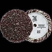 Полировальный круг шерстяной с микрофиброй - Meguiar`s Rotary Wool Heavy Cutting Pad 178 мм. (WRWHC7)