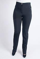 Женские черные брюки больших размеров Дина, фото 2
